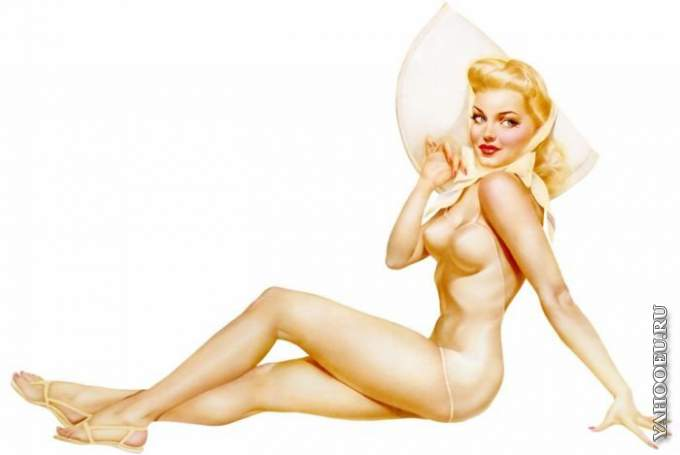 goliy-pin-up