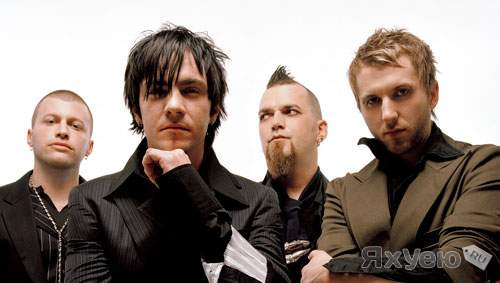 Three Days Grace - Chalk Outline