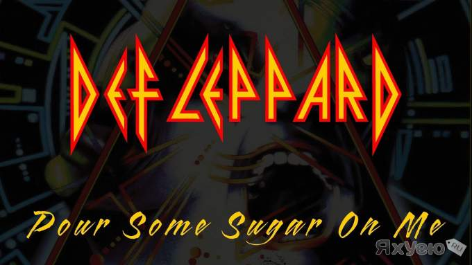 """Def Leppard"" - ""Pour Some Sugar On Me"" (guitar cover)"